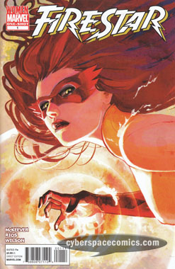 Firestar vol. II #1