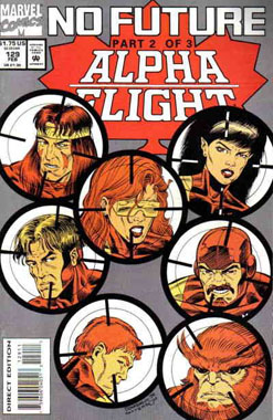 Alpha Flight #129