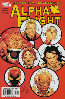 Alpha Flight vol. III #12