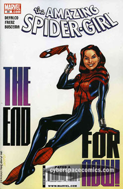 the Amazing Spider-Girl #30