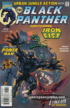 Black Panther vol. III #17