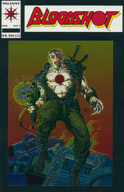 Bloodshot #1
