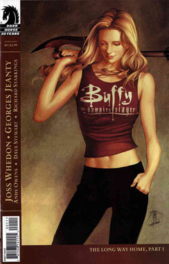 Buffy the Vampire Slayer: Season Eight #1