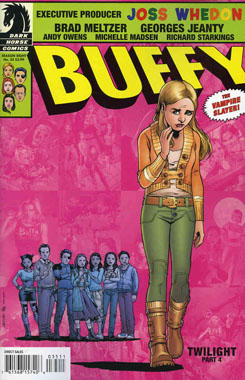 Buffy the Vampire Slayer: Season Eight #35