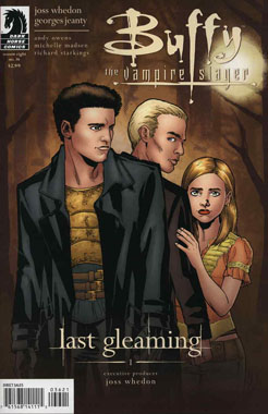 Buffy the Vampire Slayer: Season Eight #36