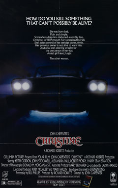 Christine Movie Poster
