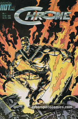 Chrome #1 by Kelley Jones