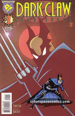 Dark Claw Adventures #1