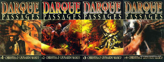 Darque Passages #1 2 3 4