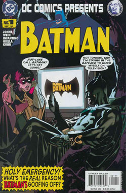 DC Comics Presents: Batman #1