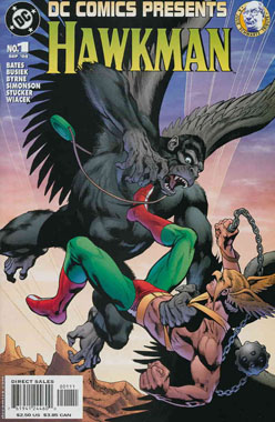 DC Comics Presents: Hawkman #1