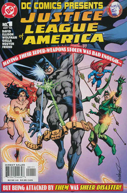 DC Comics Presents: Justice League of America #1