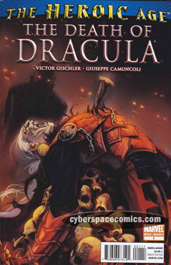 the Death of Dracula #1
