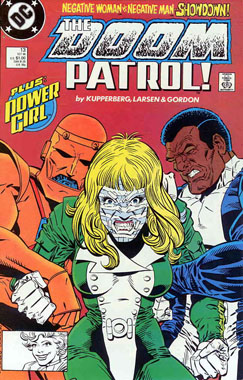 the Doom Patrol vol. II #13
