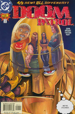 Doom Patrol vol. III #1