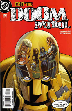 Doom Patrol vol. III #22