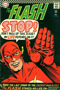 the Flash #163