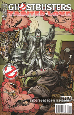 Ghostbusters: Tainted Love by Dara Naraghi and Salgood Sam