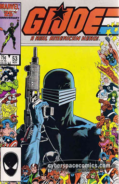 G.I. Joe - A Real American Hero #53