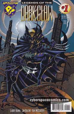 Legends of the Dark Claw #1