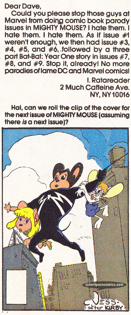 Mighty Mouse (Marvel Series) #10