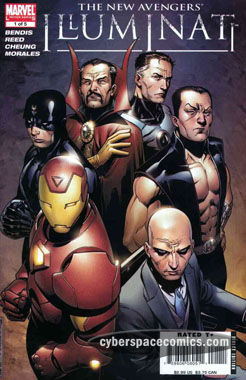 New Avengers: Illuminati vol. II #1