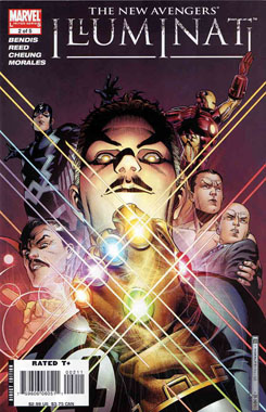 New Avengers: Illuminati vol. II #2