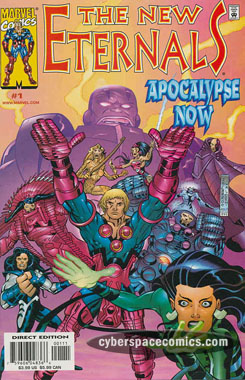 Eternals: Apocalypse Now #1