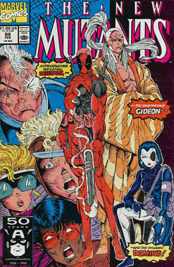 the New Mutants #98