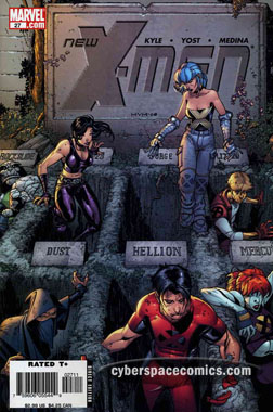 New X-Men vol. II #27