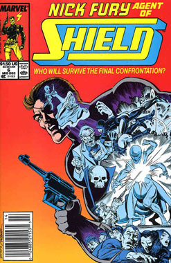 Nick Fury, Agent of S.H.I.E.L.D. vol. III #6