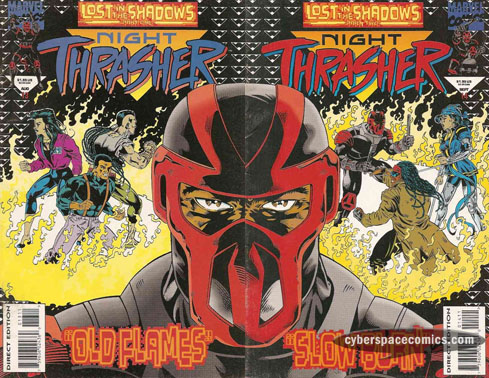 Night Thrasher #13 14