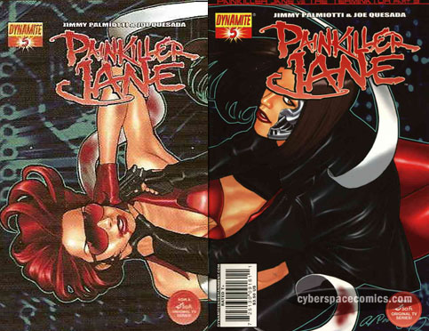 Painkiller Jane vol. III #5