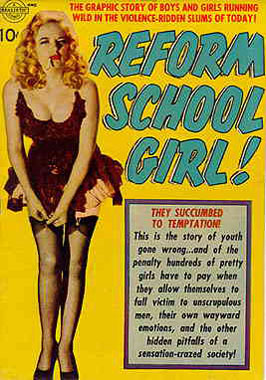 Reform School Girl #1