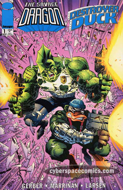Savage Dragon/Destroyer Duck #1