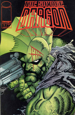the Savage Dragon vol. II #1
