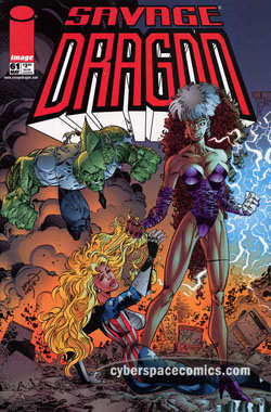 Savage Dragon vol. II #61