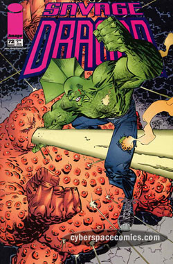 Savage Dragon vol. II #72
