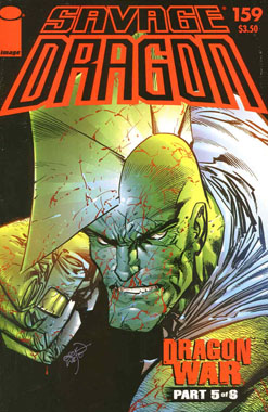 the Savage Dragon vol. II #159