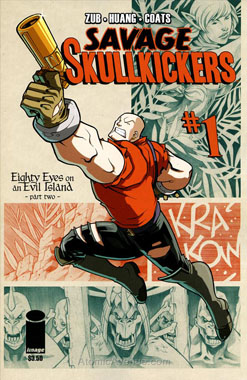 Savage Skullkickers #1