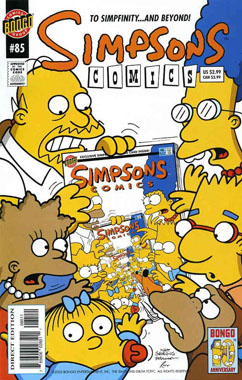 the Simpsons #85