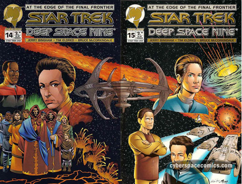 Star Trek: Deep Space Nine #14 15
