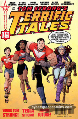 Tom Strong's Terrific Tales #1
