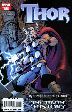 Thor: the Truth of History #1