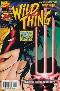 Wild Thing vol. II #1