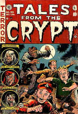 Tales From the Crypt #39