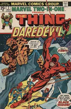 Marvel Two-In-One #3