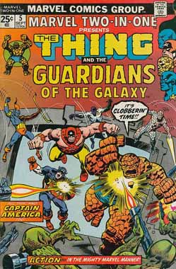 Marvel Two-In-One #5