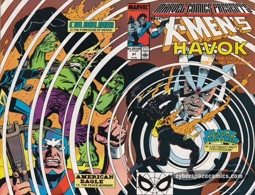 Marvel Comics Presents #27