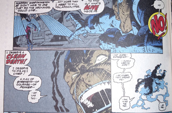 X-Force #18 interior